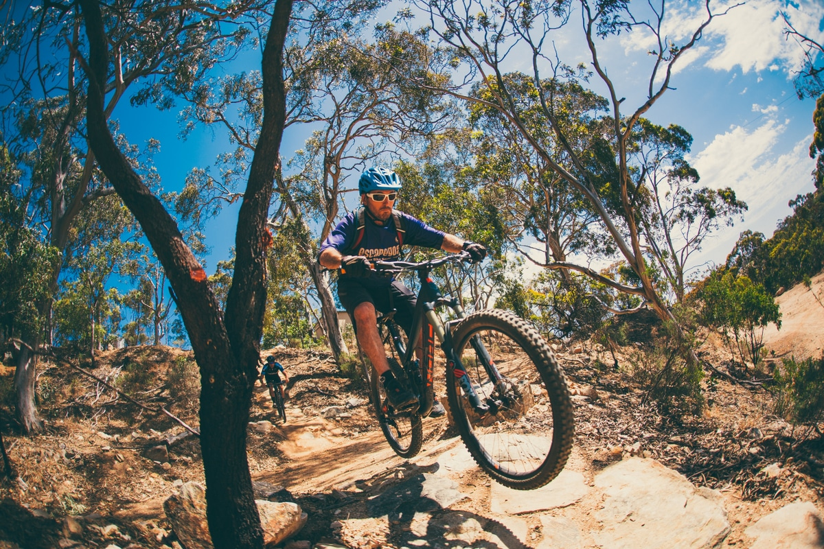 Ride The Best Of Radelaide Escapegoat South Australia
